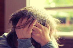 Rugpijn door stress
