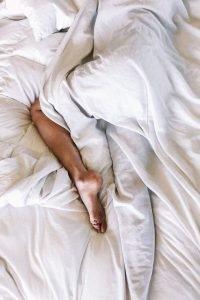 slaaphouding bij rugpijn